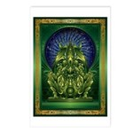 Cthulhu God Postcards (Package of 8)