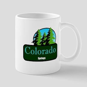 colorado springs t shirt truck stop novelty Mug
