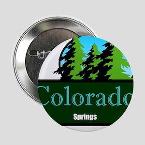 "colorado springs t shirt truck stop novelty 2.25"""