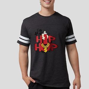 Im the Hip Hop Mens Football Shirt