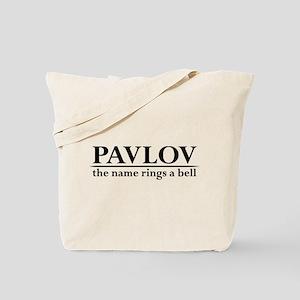 Pavlov Rings Bells Tote Bag