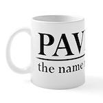 Pavlov Rings Bells Mug