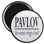 Pavlov Rings Bells Magnet