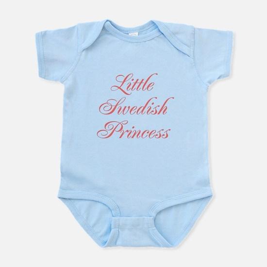 Little Swedish Princess Infant Bodysuit