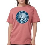 journeycircle_blue Womens Comfort Colors Shirt