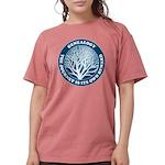 journeycircle_blue.png Womens Comfort Colors Shirt