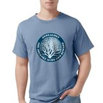 journeycircle_blue.png Mens Comfort Colors Shirt
