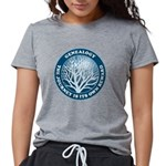 journeycircle_blue.png Womens Tri-blend T-Shirt