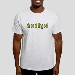 Ah So Di Ting Set Light T-Shirt