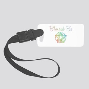 Blessed be Small Luggage Tag