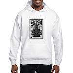 Cthulhu Statue Hooded Sweatshirt
