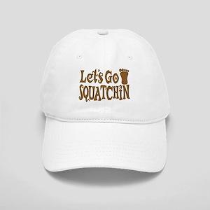 Let's Go Squatchin! Cap