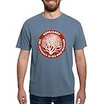 journeycircle_red.png Mens Comfort Colors Shirt