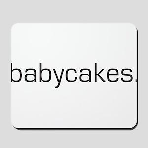 Babycakes Mousepad