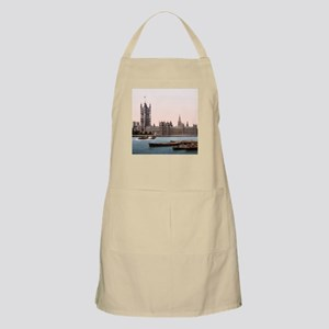 Vintage Houses of Parliament Apron