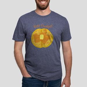 MMM Breakfast Mens Tri-blend T-Shirt