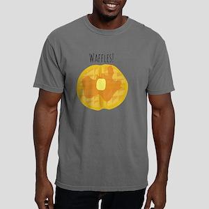 Waffles! Mens Comfort Colors Shirt