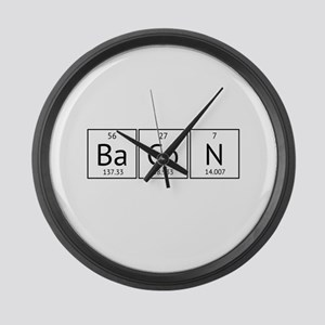 BaCoN Periodic Element Large Wall Clock