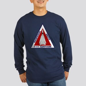 F-111 Aardvark Long Sleeve T-Shirt (Dark)