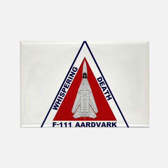 F-111 Aardvark Rectangle Magnet