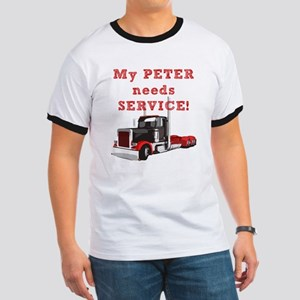 My PETER needs SERVICE! Ringer T