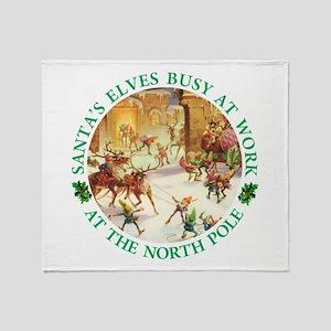 Santa's Elves & Reindeer at the North Pole Stadiu