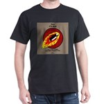 KNOTS Retro Patrol Patch Dark T-Shirt
