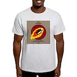 KNOTS Retro Patrol Patch Light T-Shirt