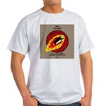KNOTS Retro Patrol Patch Light T-Shirt