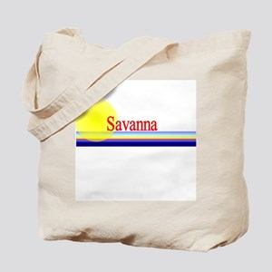 Savanna Tote Bag