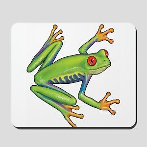 Green Frog Mousepad