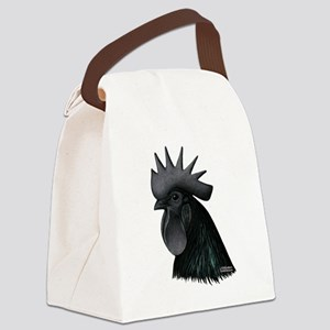 Ayam Ceymani Rooster Canvas Lunch Bag