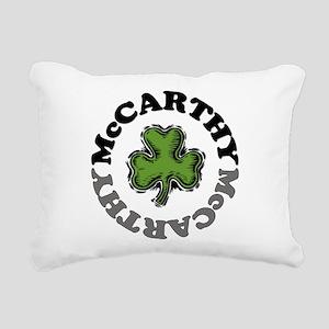 McCarthy Rectangular Canvas Pillow