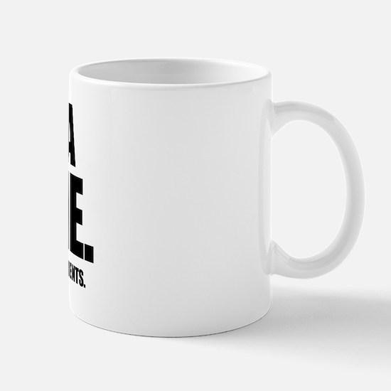 Yes I'm a Trekkie - Mug
