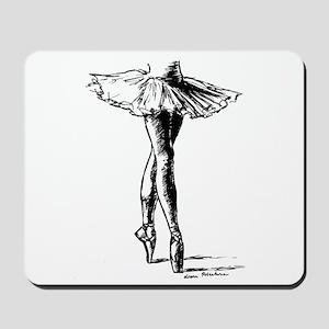 Ballet Mousepad