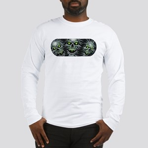 Green-Eyed Skulls Long Sleeve T-Shirt