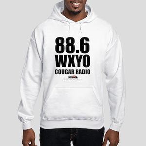 Cougar Radio Hooded Sweatshirt