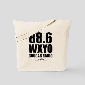 Cougar Radio Tote Bag