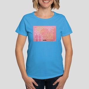 Old School - Hard to Find Women's Dark T-Shirt