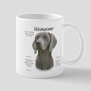 Weimaraner 11 oz Ceramic Mug