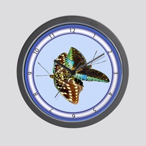 Butterflies In Love Wall Clock
