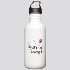 Paralegal (World's Best) Stainless Water Bottle 1.