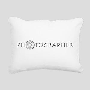 PHOTOGRAPHER-Camera Dial-1 Rectangular Canvas