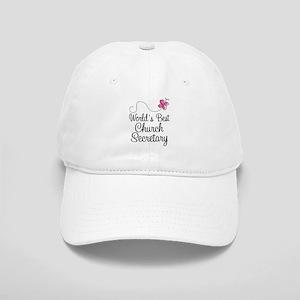 Church Secretary Gift Cap