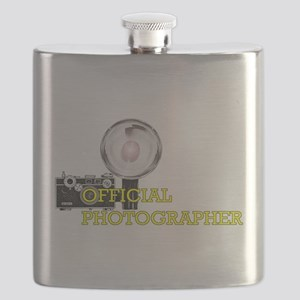 Official Photographer-2 Flask