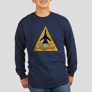 F-111 Aardvark Long Sleeve T-Shirt (Dark)