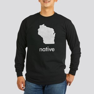 Native Long Sleeve Dark T-Shirt