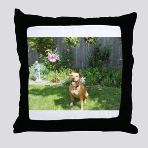 How Would You Be? Throw Pillow