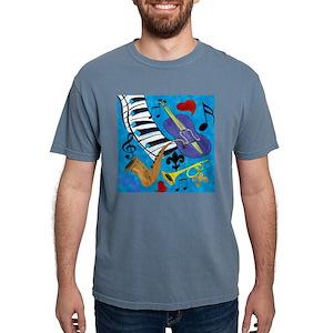 927d3377675e Blues Music Men s T-Shirts - CafePress