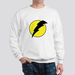A lightning bolt Sweatshirt